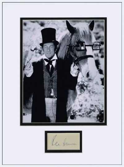 Rex Harrison Autograph Signed - Doctor Dolittle